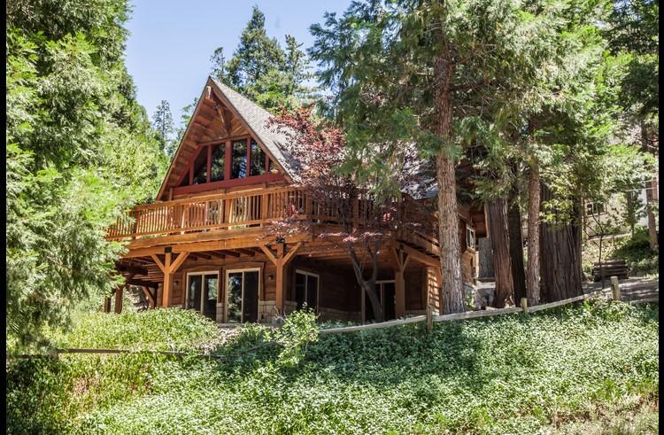 cabins big cabin nc vacations rentals ca getaways in lake groupon