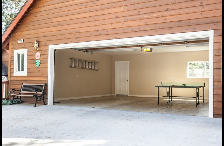 2 car attached garage available for your use