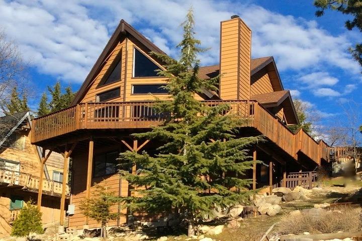 Lake Arrowhead Vacation Rentals All Properties Lake Arrowhead Cabins